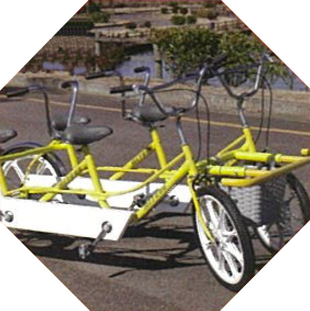 【31】サイクリング自転車