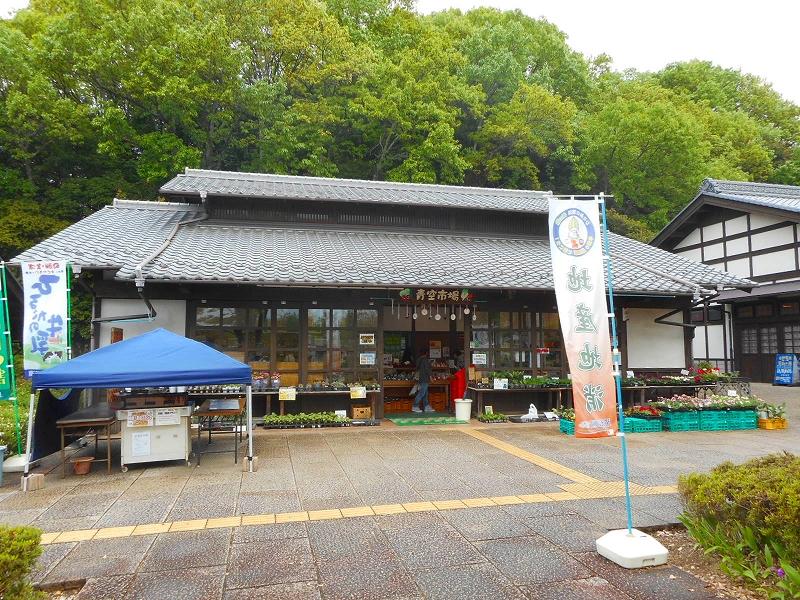 【03】青空市場 地元産新鮮野菜