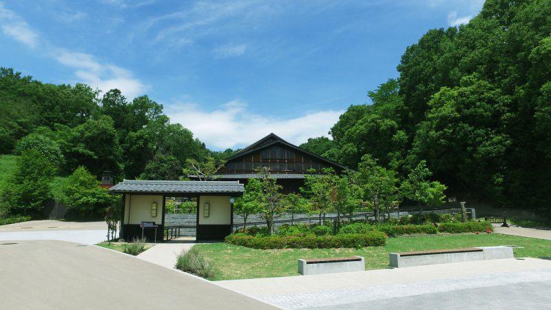 【01】里山の湯/里山食堂